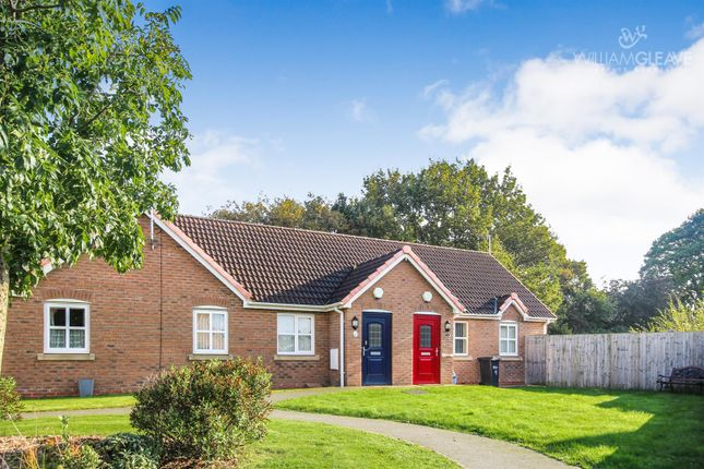 Thumbnail Bungalow for sale in St Davids Court, Ewloe, Deeside