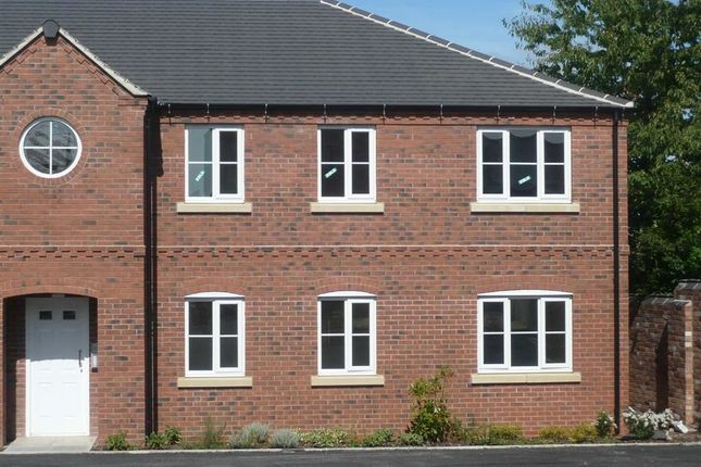 Thumbnail Flat to rent in Harris Place, Hinckley