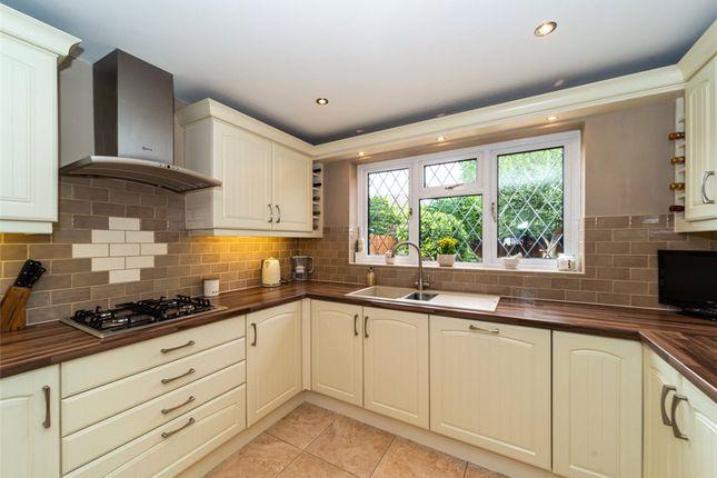 Kitchen of Garnet Field, Yateley, Hampshire GU46