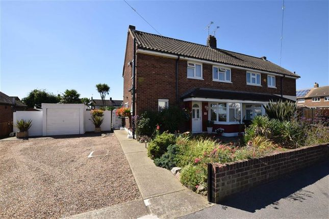Thumbnail Semi-detached house for sale in Springhouse Road, Corringham, Essex