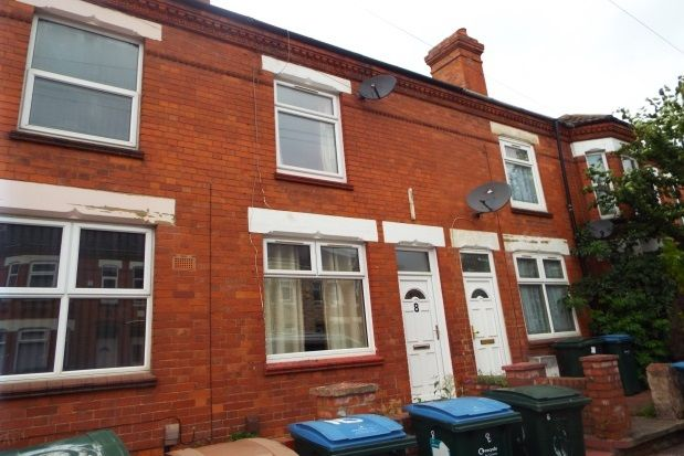 Thumbnail Property to rent in Grantham Street, Coventry