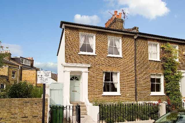Thumbnail Semi-detached house to rent in Guildford Grove, Greenwich, London