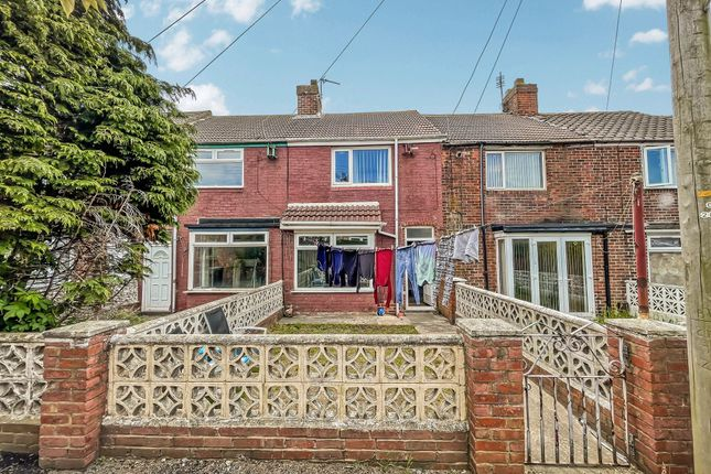 3 bed terraced house for sale in Hepscott Avenue, Blackhall Colliery, Hartlepool TS27