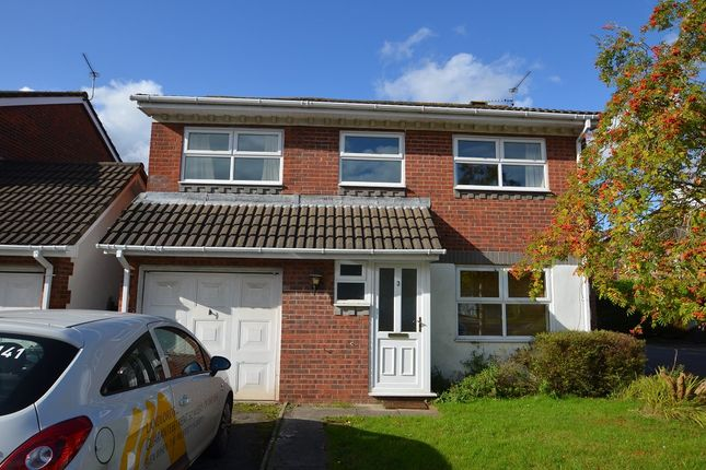 Thumbnail 4 bed property to rent in Stallcourt Close, Cardiff
