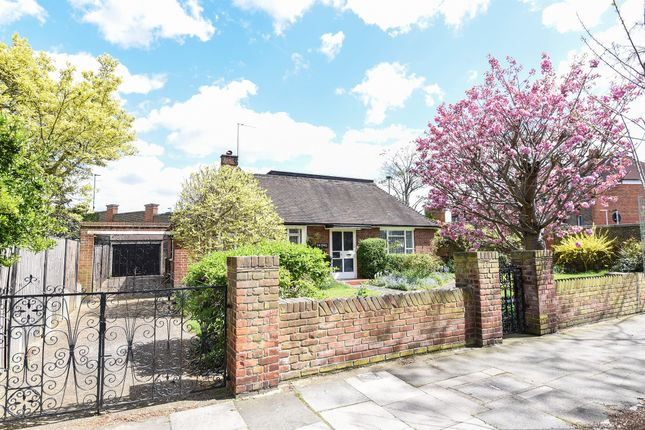 Thumbnail Terraced bungalow for sale in Grove Park Gardens, London