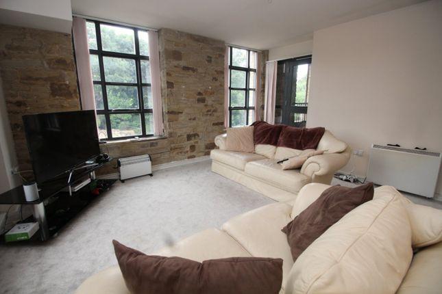 Living Room of Parkwood Mill, Stoney Lane, Leymoor, Huddersfield, West Yorkshire HD3