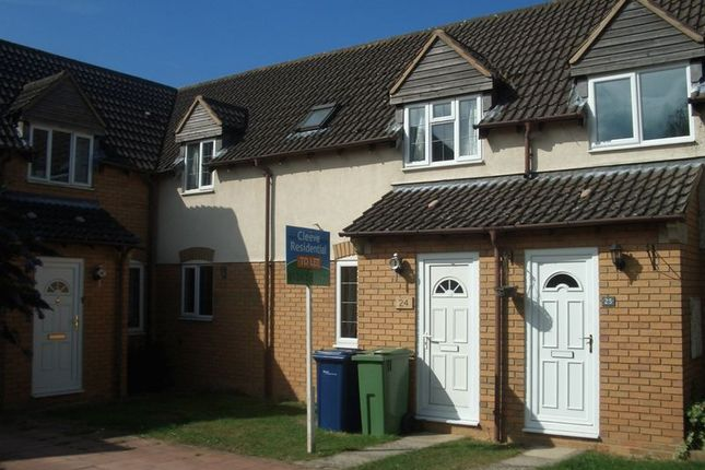 Thumbnail Terraced house to rent in The Highgrove, Bishops Cleeve, Cheltenham