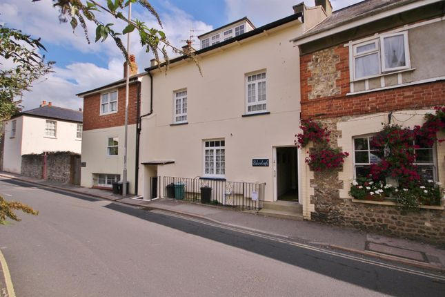 Thumbnail Flat to rent in Silver Street, Lyme Regis