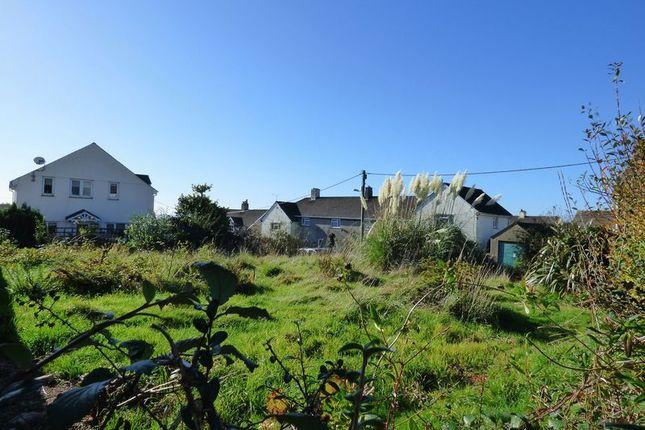 Thumbnail Land for sale in Drakes Park, Bere Alston, Yelverton