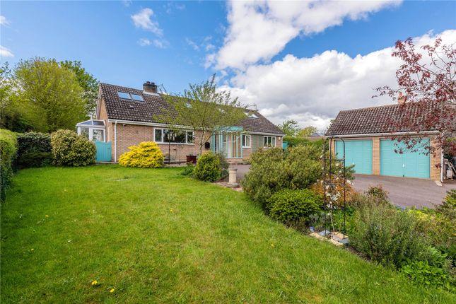 5 bed bungalow for sale in Church Walk, Little Gransden, Sandy, Cambridgeshire SG19