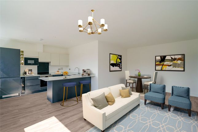 1 bed flat for sale in The Residence, At The Saunderton Estate, Saunderton, High Wycombe HP14