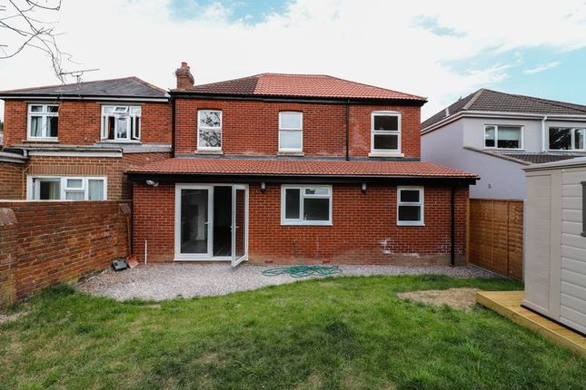 Thumbnail Detached house to rent in Cedar Road, Southampton