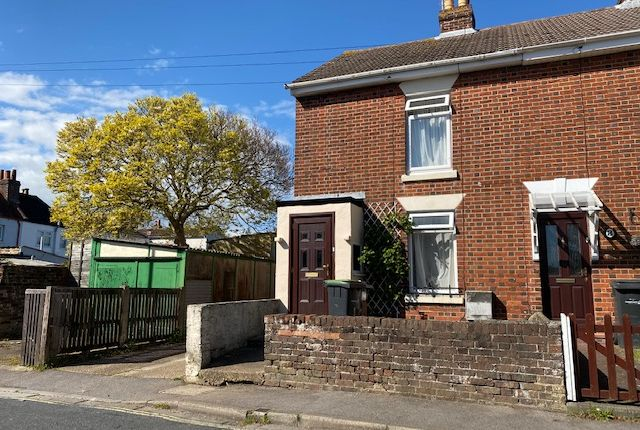 Thumbnail Terraced house to rent in Avery Lane, Gosport