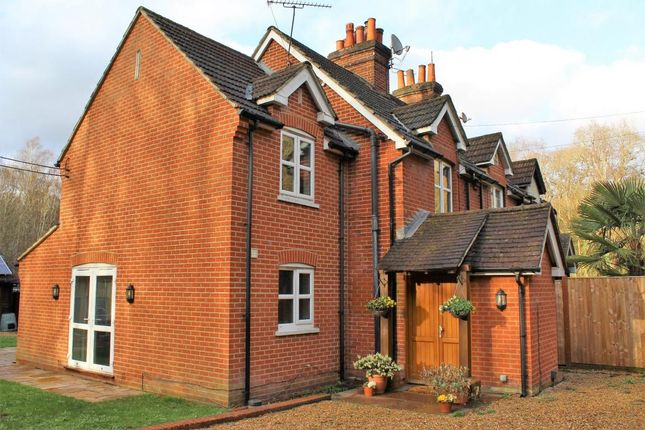 Thumbnail End terrace house for sale in 1 Pirbright Road, Normandy