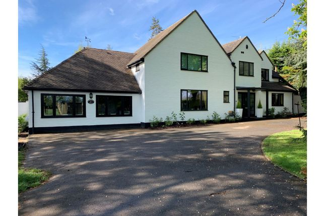 Thumbnail Detached house for sale in Long Hyde Road, Evesham