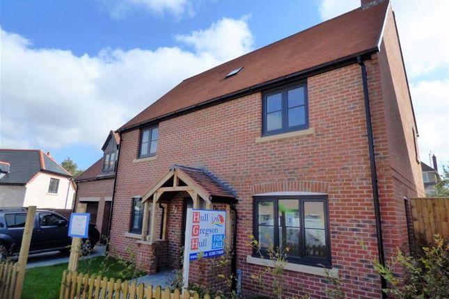 Thumbnail Detached house for sale in Nottington Gardens, 11 Nottington Lane, Weymouth