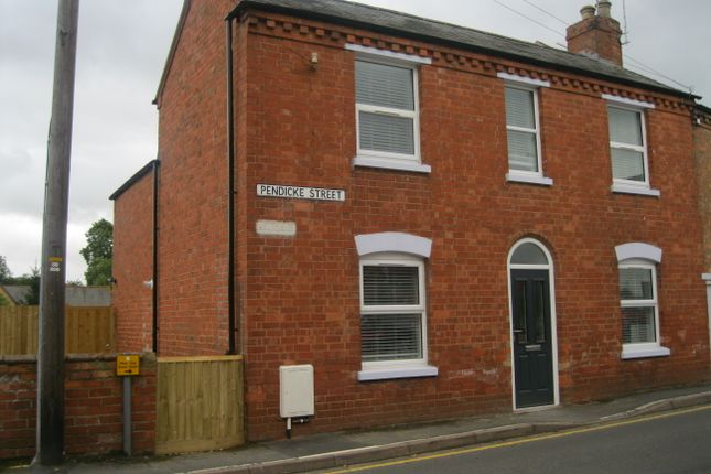 Thumbnail End terrace house to rent in Pendicke Street, Southam