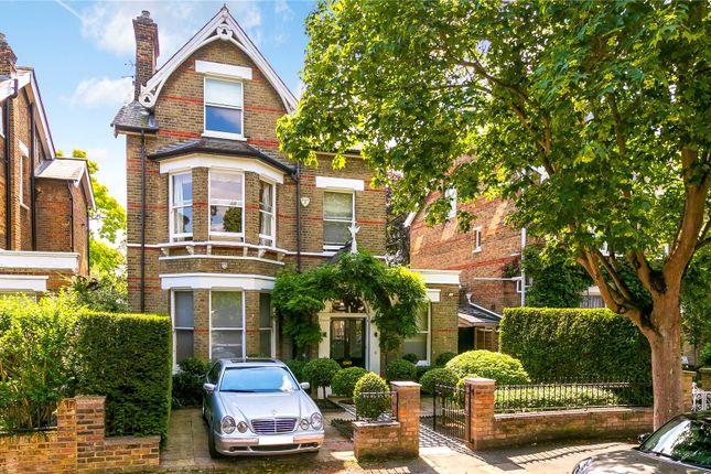 Thumbnail Detached house for sale in Lion Gate Gardens, Kew, Surrey