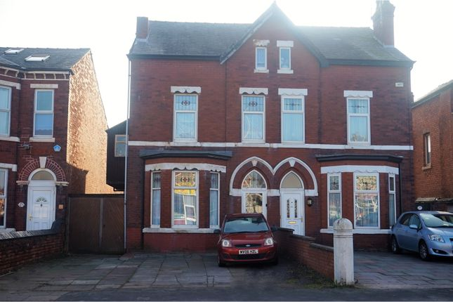 Thumbnail Semi-detached house for sale in Eastbourne Road, Southport