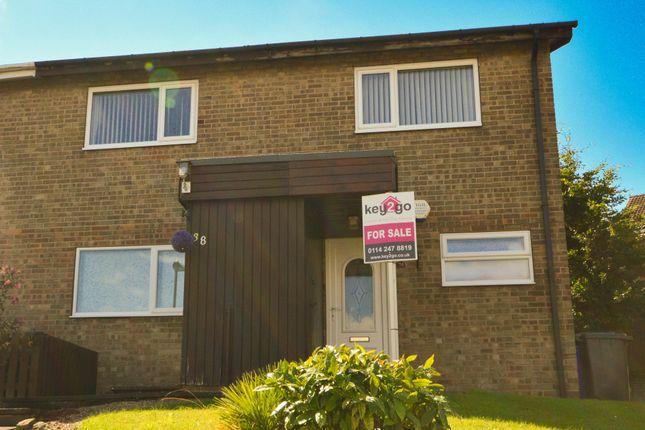 Thumbnail Flat for sale in Owlthorpe Rise, Mosborough, Sheffield