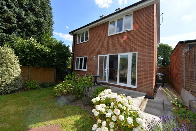 Thumbnail Detached house for sale in Tytherley Road, Southampton