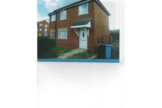 Thumbnail Semi-detached house to rent in Rawsthorne Avenue, Manchester