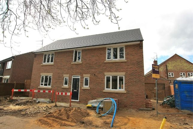 Thumbnail Detached house for sale in Chaplins Lane, Desborough, Northampton