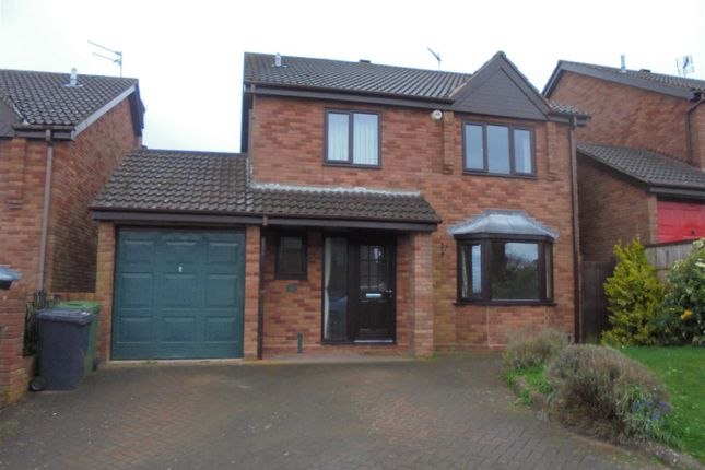 Thumbnail Detached house to rent in Woodthorpe Drive, Bewdley