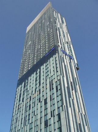 Thumbnail Flat to rent in 303 Deansgate, Manchester