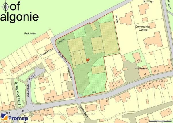 Thumbnail Land for sale in Milton Of Balgonie, Glenrothes, Fife