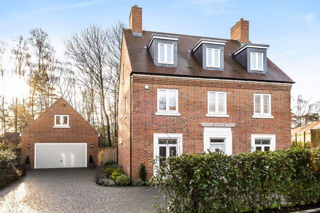 Thumbnail Detached house for sale in Brackenwood, Midhurst