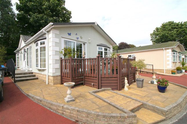 Thumbnail Mobile/park home for sale in Station Road, Halton, Lancaster