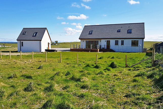 Thumbnail Detached house for sale in Vaul, Isle Of Tiree