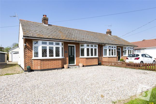 Thumbnail Bungalow for sale in Rignals Lane, Chelmsford, Essex