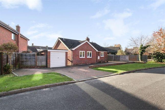 Thumbnail Detached bungalow for sale in Ryecroft Lane, Fowlmere, Royston, Cambridgeshire
