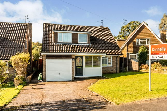 Thumbnail Bungalow for sale in Highlands Close, North Baddesley, Southampton