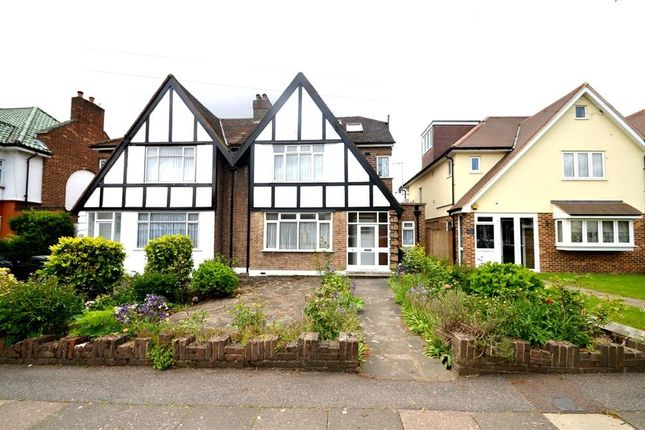 Thumbnail Semi-detached house to rent in Devonshire Road, Mill Hill
