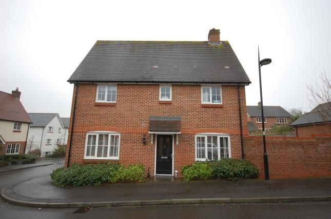 Thumbnail Semi-detached house for sale in Baxendale Way, Uckfield, East Sussex