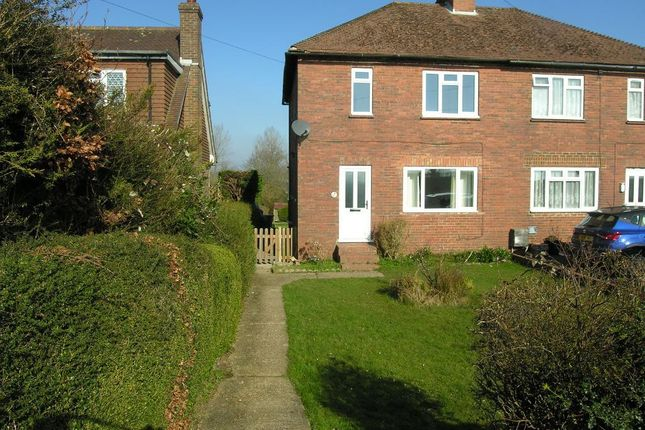 3 bed end terrace house to rent in Council Houses, Broad Oak, Heathfield, East Sussex TN21