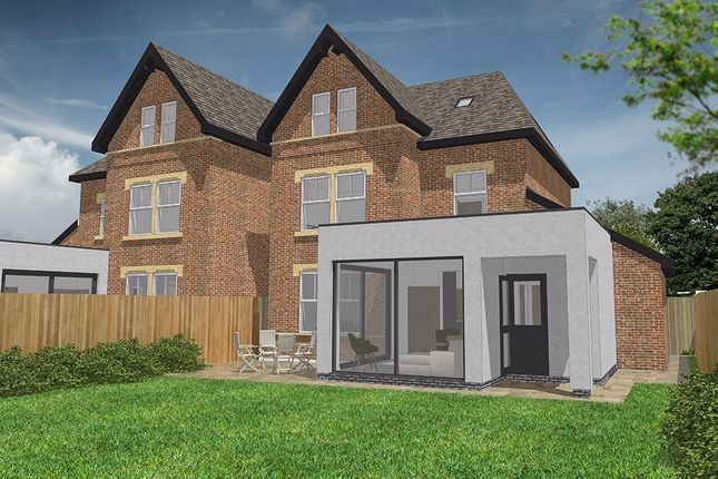 Thumbnail Detached house for sale in Middleton Lane, Middleton St. George, Darlington