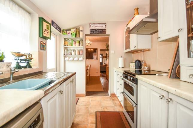 Kitchen of North Shoebury Road, Shoeburyness, Essex SS3