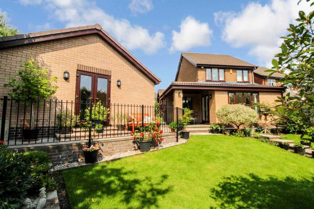 Thumbnail Detached house for sale in Cringle Close, Bolton