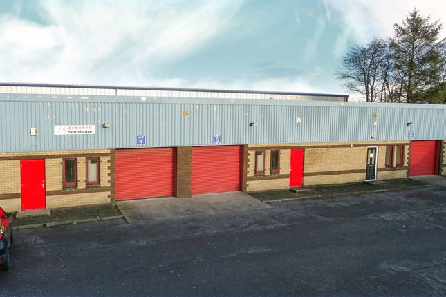 Thumbnail Industrial to let in Munro Road, Springkerse Industrial Estate, Stirling