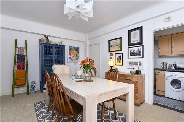 Thumbnail Flat for sale in Du Cane Court, Balham High Road