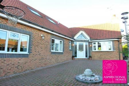 Thumbnail Detached house to rent in 45 Park Road, Raunds, Northamptonshire