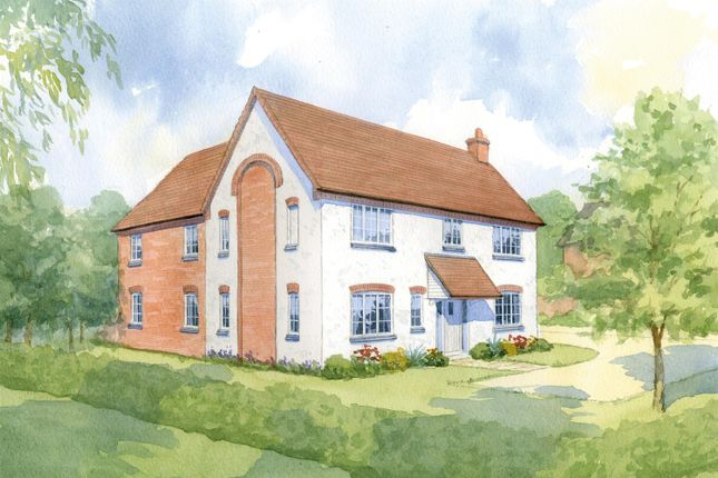 Thumbnail Detached house for sale in Gilden Drive Development, Lutterworth Road, Gilmorton, Leics