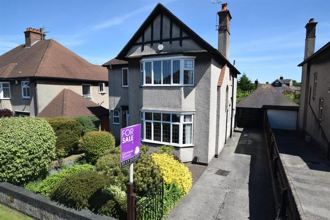 Thumbnail Detached house for sale in Hill Burn, Henleaze, Bristol