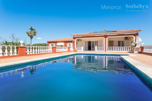 Thumbnail Villa for sale in Llumecanes-Mahòn, Maó-Mahón, Menorca, Balearic Islands, Spain