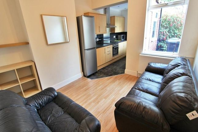 Thumbnail Terraced house to rent in Charlotte Road, Sheffield