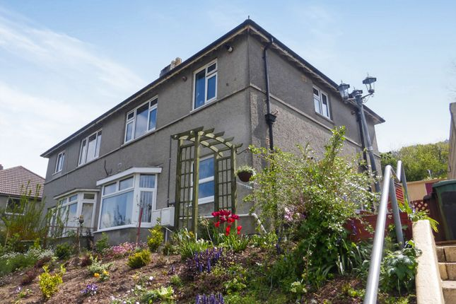 Thumbnail Flat for sale in Hawkinge Gardens, Plymouth